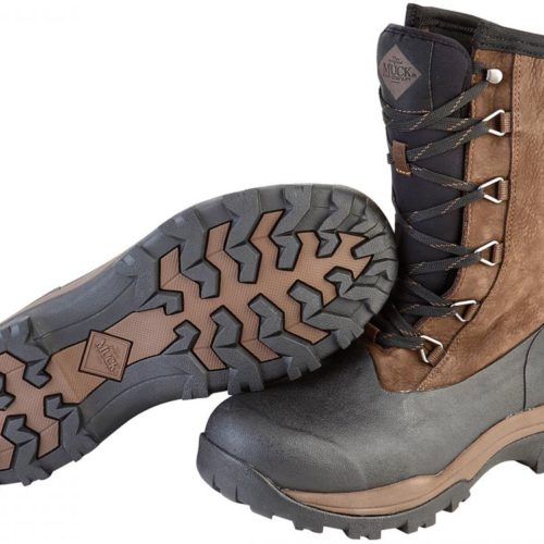 MUCK BOOT Arctic Outpost Leather | zimné topánky